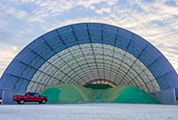Britespan Fabric Buildings_Salt Storage